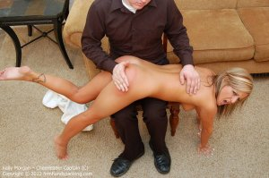 Firm Hand Spanking - Cheerleader Captain - C - image 15