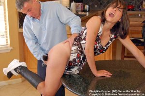 Firm Hand Spanking - Discipline Program - Bg - image 12