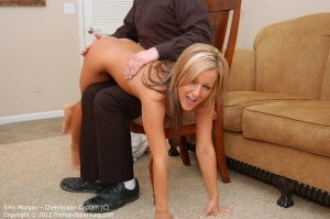 Firm Hand Spanking - Cheerleader Captain - C - image 12