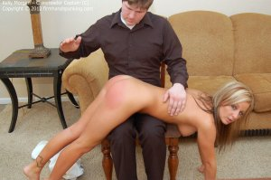 Firm Hand Spanking - Cheerleader Captain - C - image 11