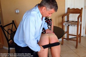 Firm Hand Spanking - Discipline Program - Bg - image 11