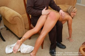 Firm Hand Spanking - Cheerleader Captain - C - image 9