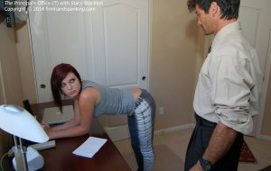 Firm Hand Spanking - Principal's Office - T - image 6