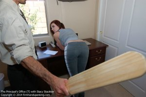 Firm Hand Spanking - Principal's Office - T - image 3