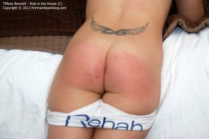 Firm Hand Spanking - Brat In The House - C - image 12