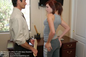 Firm Hand Spanking - Principal's Office - T - image 11