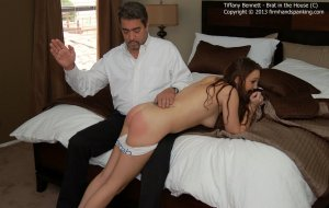 Firm Hand Spanking - Brat In The House - C - image 15