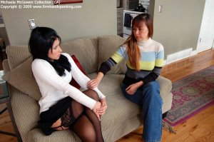 Firm Hand Spanking - Houseguest From Hell - A - image 5