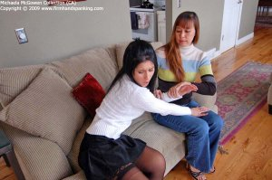 Firm Hand Spanking - Houseguest From Hell - A - image 3