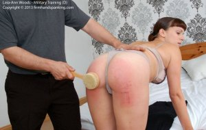 Firm Hand Spanking - 28.10.2013 - Candid Confessions Interview - image 3