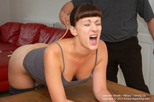 Firm Hand Spanking - 28.10.2013 - Candid Confessions Interview - image 5