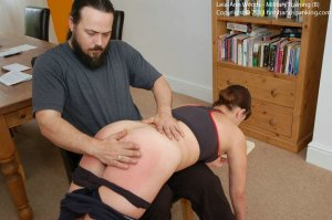 Firm Hand Spanking - 28.10.2013 - Candid Confessions Interview - image 9