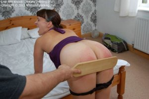 Firm Hand Spanking - 28.10.2013 - Candid Confessions Interview - image 7