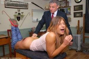 Firm Hand Spanking - Asking For It - C - image 7