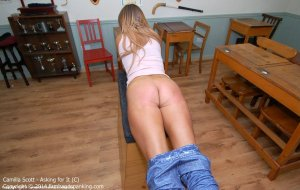 Firm Hand Spanking - Asking For It - C - image 13
