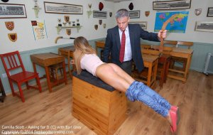 Firm Hand Spanking - Asking For It - C - image 8