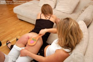 Firm Hand Spanking - Sisterly Feelings - D - image 4