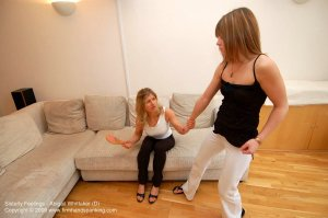Firm Hand Spanking - Sisterly Feelings - D - image 13