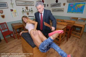 Firm Hand Spanking - Asking For It - C - image 15