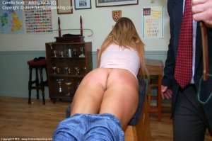 Firm Hand Spanking - Asking For It - C - image 17