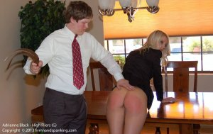 Firm Hand Spanking - High Fliers - G - image 2