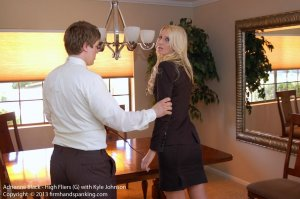 Firm Hand Spanking - High Fliers - G - image 14