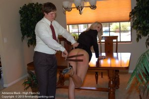Firm Hand Spanking - High Fliers - G - image 18