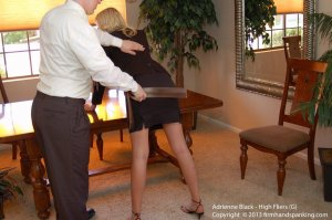 Firm Hand Spanking - High Fliers - G - image 5