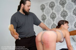 Firm Hand Spanking - Military Training - D - image 3