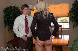 Firm Hand Spanking - High Fliers - G - image 13