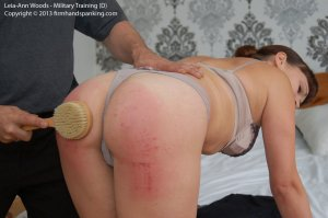 Firm Hand Spanking - Military Training - D - image 16