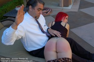 Firm Hand Spanking - Aversion Therapy - A - image 6