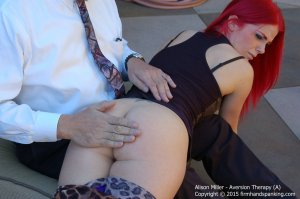 Firm Hand Spanking - Aversion Therapy - A - image 15