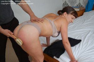 Firm Hand Spanking - Military Training - D - image 1