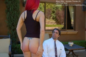 Firm Hand Spanking - Aversion Therapy - A - image 11