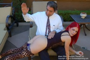 Firm Hand Spanking - Aversion Therapy - A - image 2