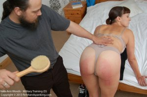 Firm Hand Spanking - Military Training - D - image 14