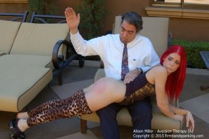 Firm Hand Spanking - Aversion Therapy - A - image 1