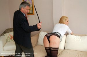 Firm Hand Spanking - Getting To The Bottom Of It - C - image 1