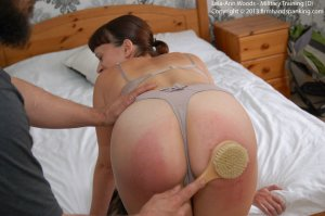 Firm Hand Spanking - Military Training - D - image 5