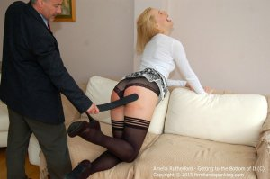 Firm Hand Spanking - Getting To The Bottom Of It - C - image 12