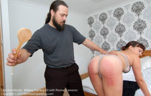 Firm Hand Spanking - Military Training - D - image 8