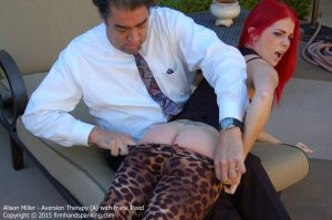 Firm Hand Spanking - Aversion Therapy - A - image 5
