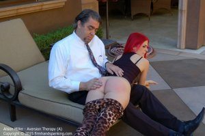 Firm Hand Spanking - Aversion Therapy - A - image 16