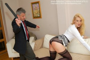 Firm Hand Spanking - Getting To The Bottom Of It - C - image 8
