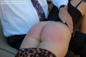 Firm Hand Spanking - Aversion Therapy - A - image 10