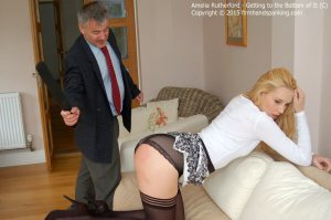 Firm Hand Spanking - Getting To The Bottom Of It - C - image 4