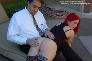 Firm Hand Spanking - Aversion Therapy - A - image 17