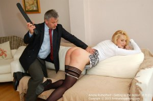 Firm Hand Spanking - Getting To The Bottom Of It - C - image 2