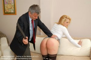 Firm Hand Spanking - Getting To The Bottom Of It - C - image 7